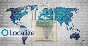 localization of data